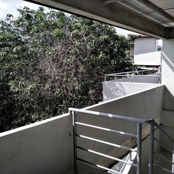 stainless steel parapet railing works by tw stainless steel